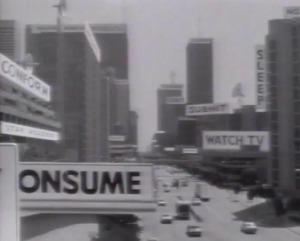 Propaganda subliminal en la ciudad