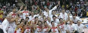 España, campeona de Europa 2009