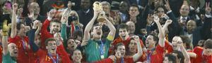 España, ¡campeón mundial!