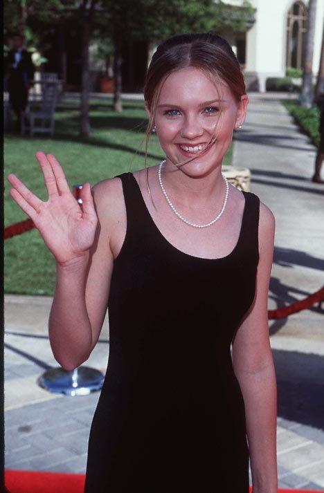 Kirsten Dunst en 1996