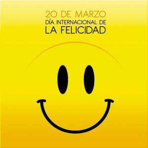 03-20 - Día Internacional de la Felicidad