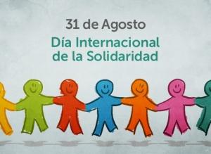 08-31 - Día Internacional de la Solidaridad