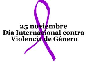 11-25 - Día Internacional contra Violencia de Género